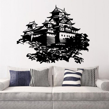 Vinilo decorativo China Palacio