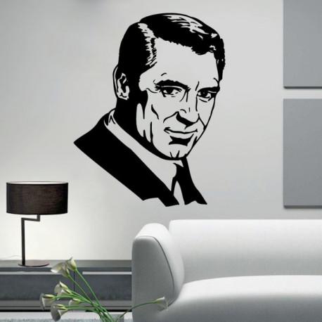 Vinilo decorativo Cary Grant