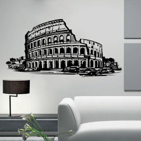 Vinilo decorativo Coliseo Romano