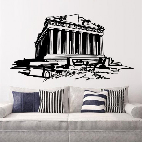 Vinilo decorativo El Partenon, Grecia