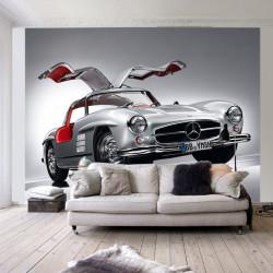 FotoMural Mercedes vehículo clasico