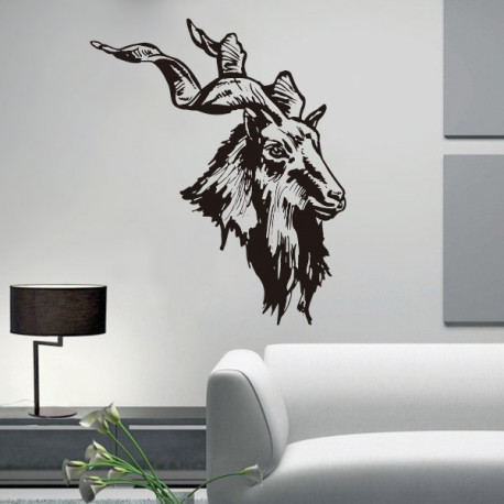 Vinilo cabra montes