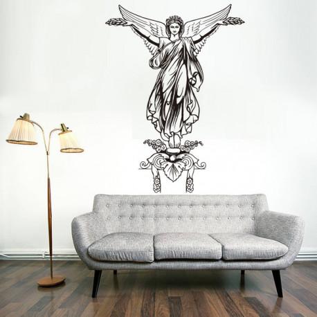Vinilo decorativo Angel con alas