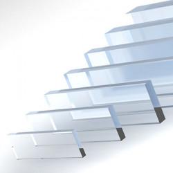 PVC Transparente 4mm.