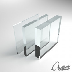 Transparent Methacrylate
