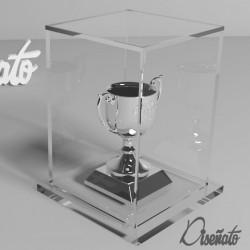 Acrylic Plexiglas Urns