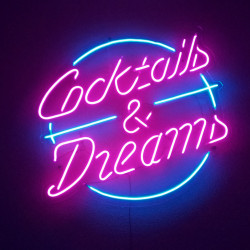 Neon Cocktails & Dreams