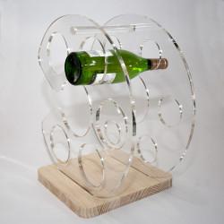 Wine rack, exclusive design