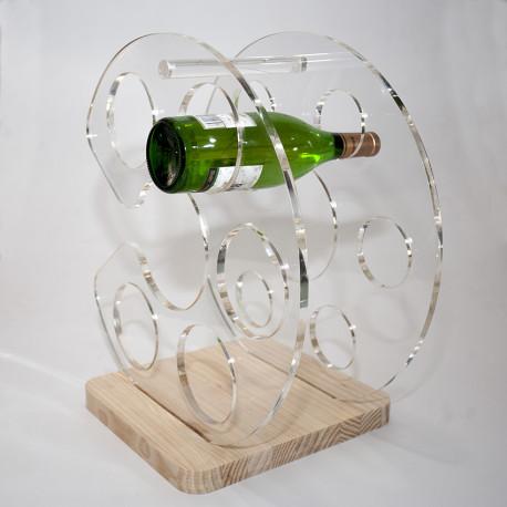 Botellero para vino