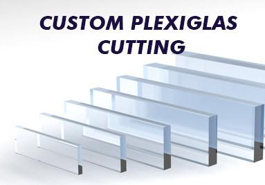 plexiglass cuting